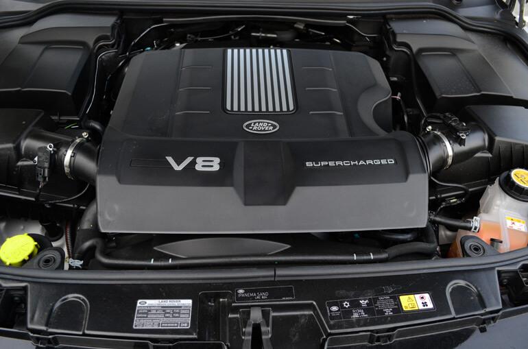 какие проблемы у двигателя рендж ровер 4 2 суперчардж