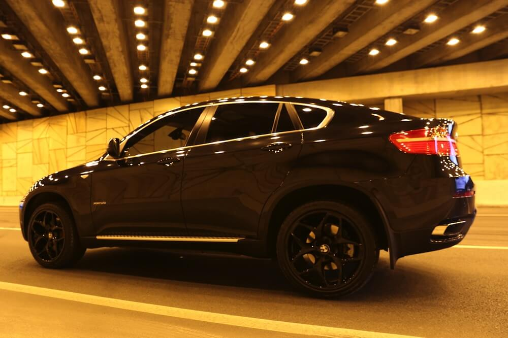 BMW X6 E71 - 4.4 L Twin Turbo V8