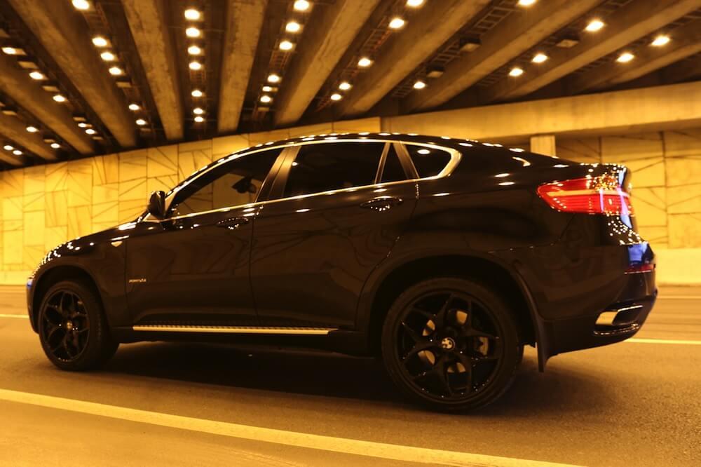 Bmw X6 E71 Prestige Car Rentals