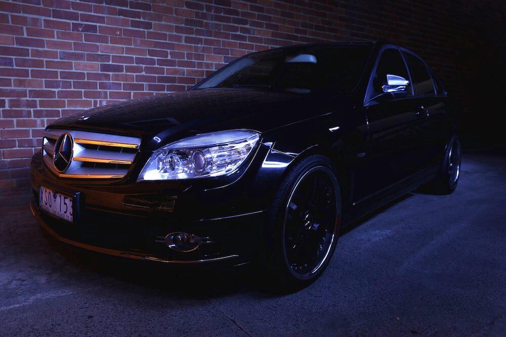 Mercedes C200 Avantgarde - Supercharged S4