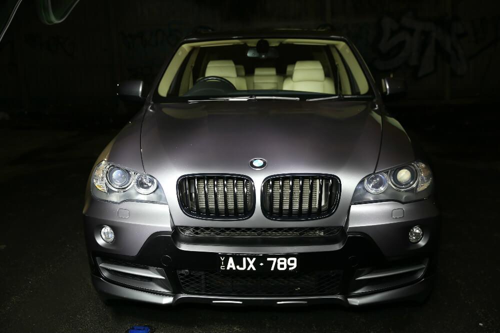 BMW X5 25D</br>6 Cylinder  3.0 litre Turbo Diesel (NSW gry clr in list)