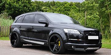 Audi Q7 Coming Soon!
