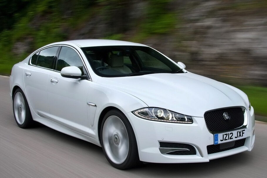 JAGUAR XF Luxury   3.0 Litre Twin Turbo V6