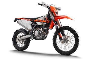 KTM 500 Motard - 500cc