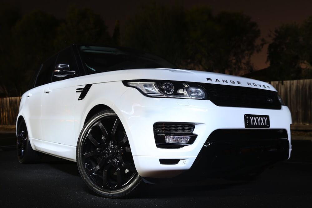 Range Rover Sport L494 - Prestige Car Rentals