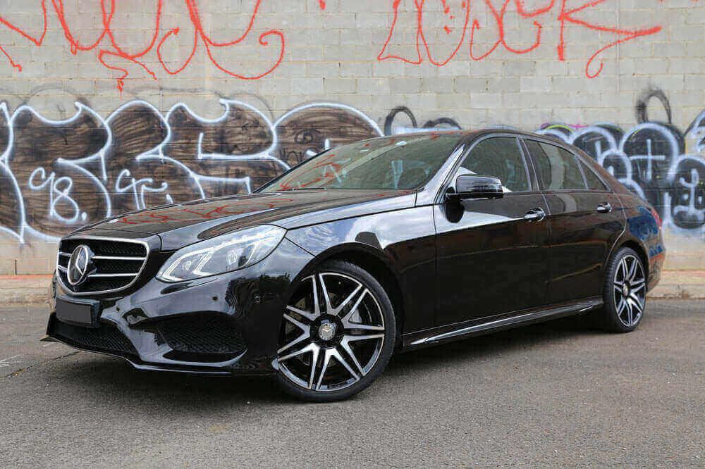 Mercedes E400 - 3.0 L Turbo Petrol