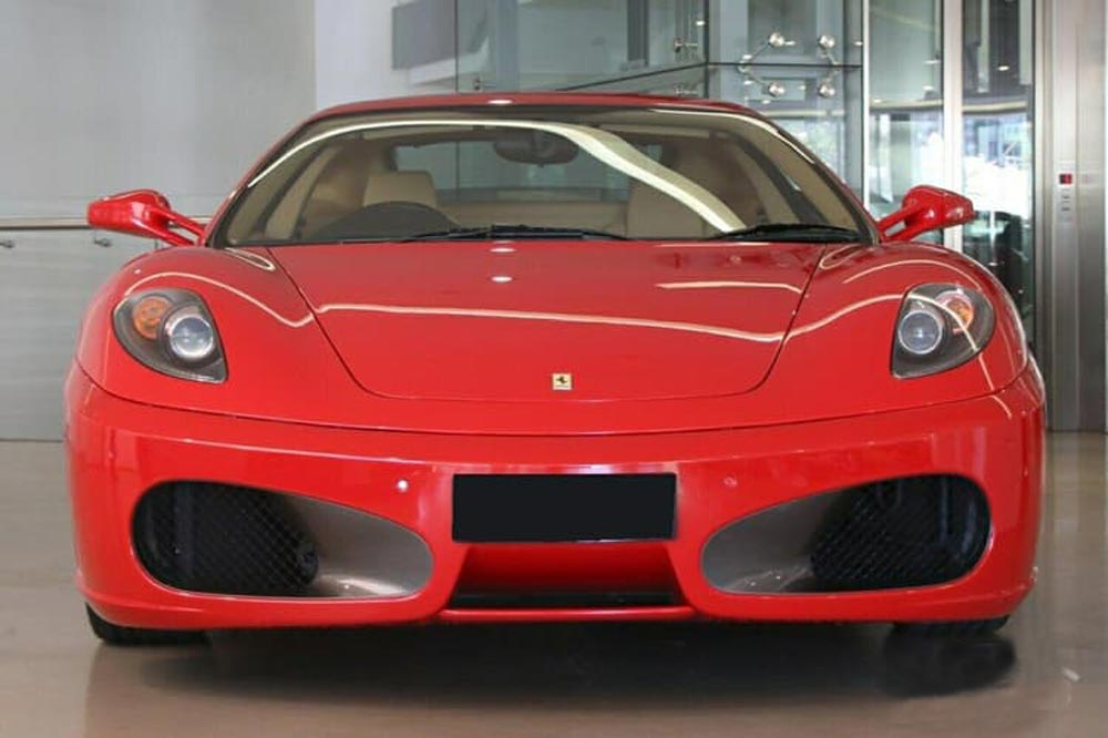 Ferrari 488 GTB</br>3.9 Litre Turbo Petrol(NSW gry clr in list)