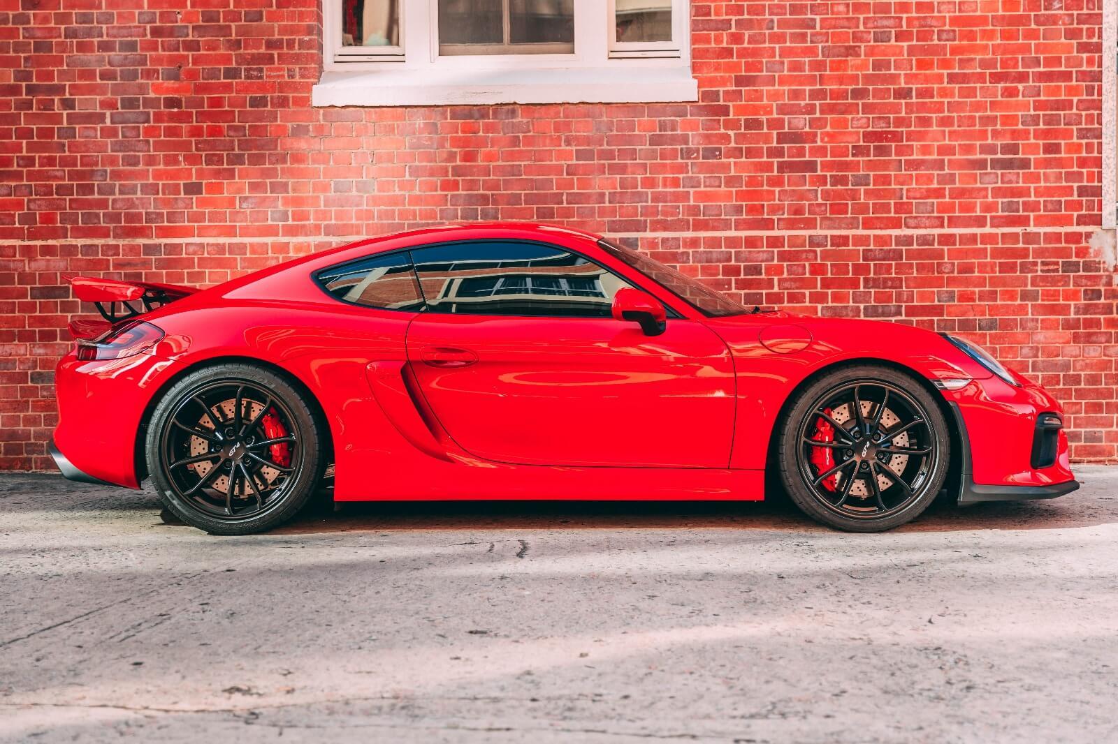 Porsche Panamera GTS - Prestige Rentals