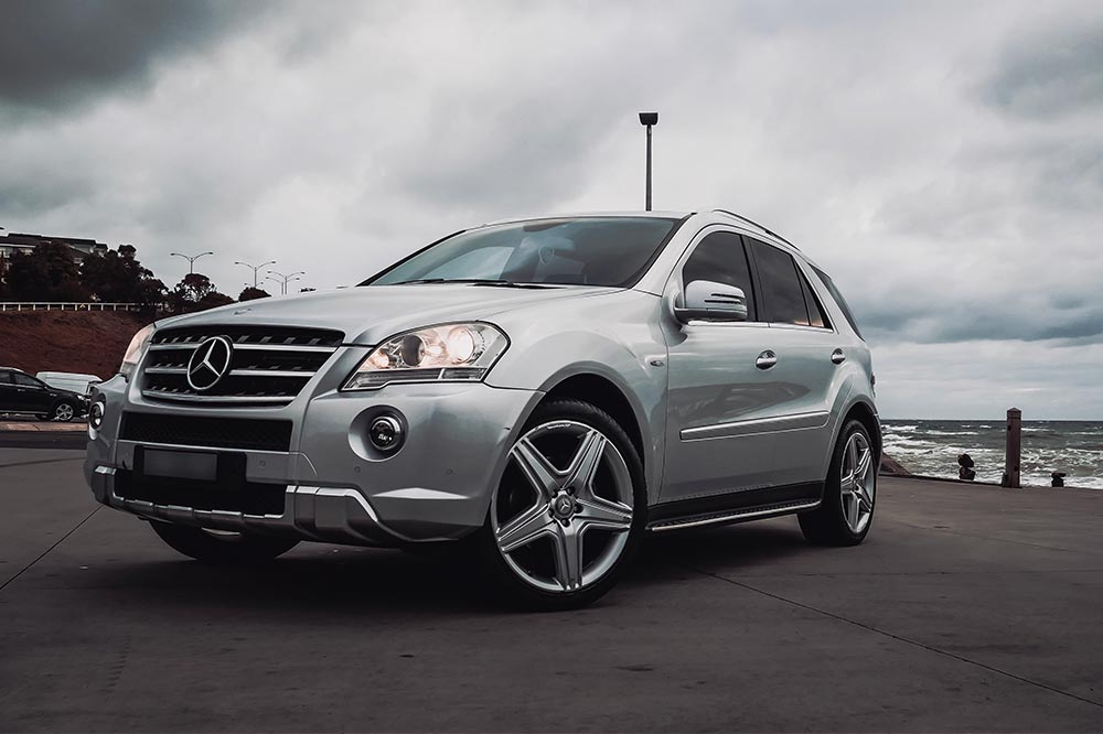 Mercedes ML300 CDI - 3.0 L Turbo Diesel
