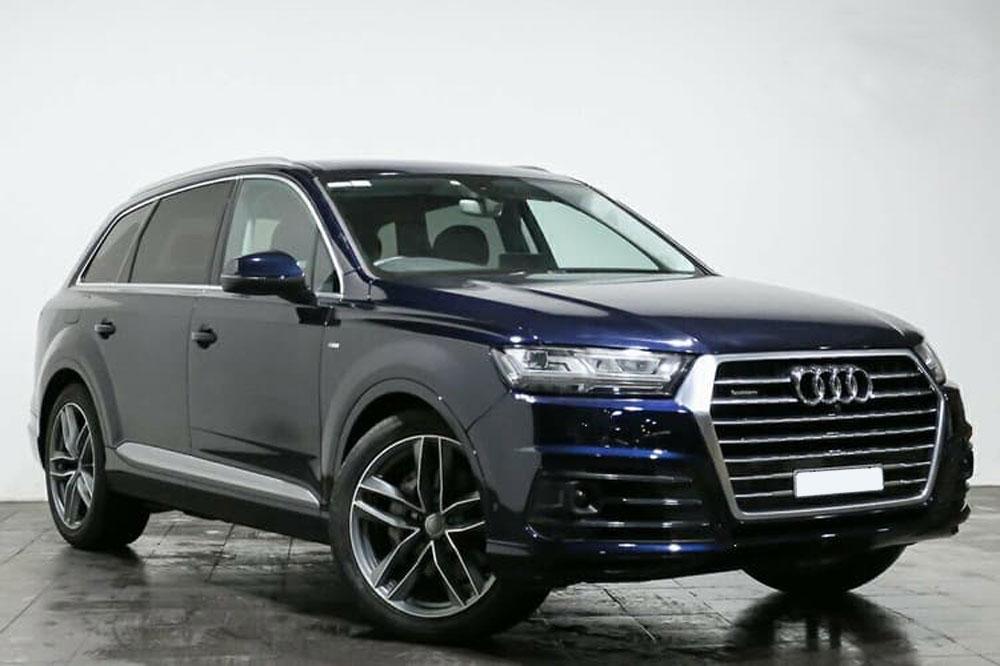 Audi Q7 S/Line - Prestige Car Rentals