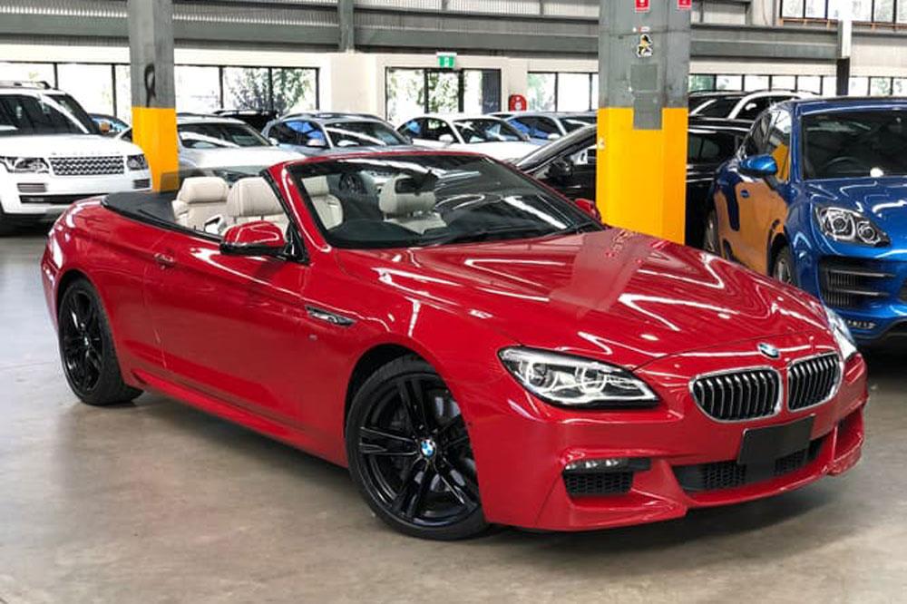 BMW 640i M Sport - Prestige Car Rentals