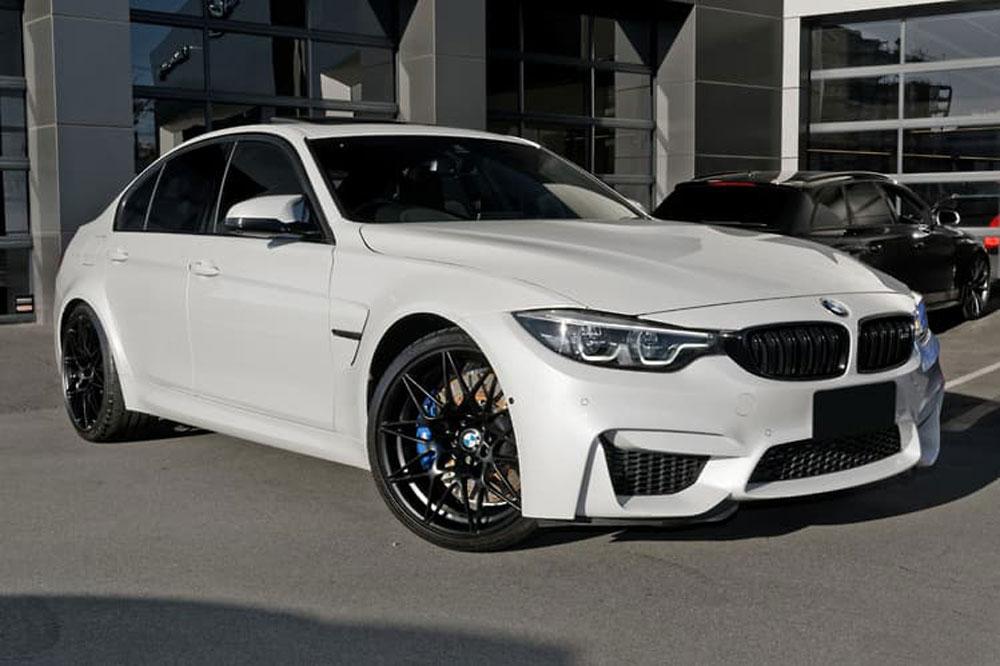 BMW M3 - Petrol Twin Turbo Intercooled 3.0L