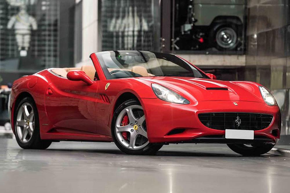 Ferrari California T - Petrol Aspirated 4.3L