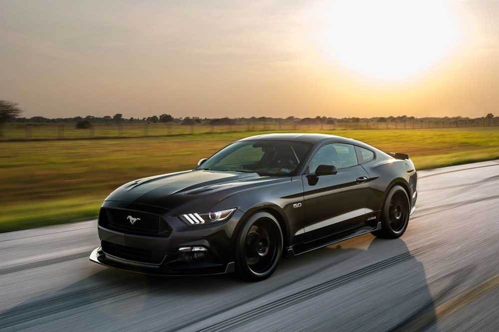 Ford Mustang GT Coyota - Petrol Aspirated 5.0L