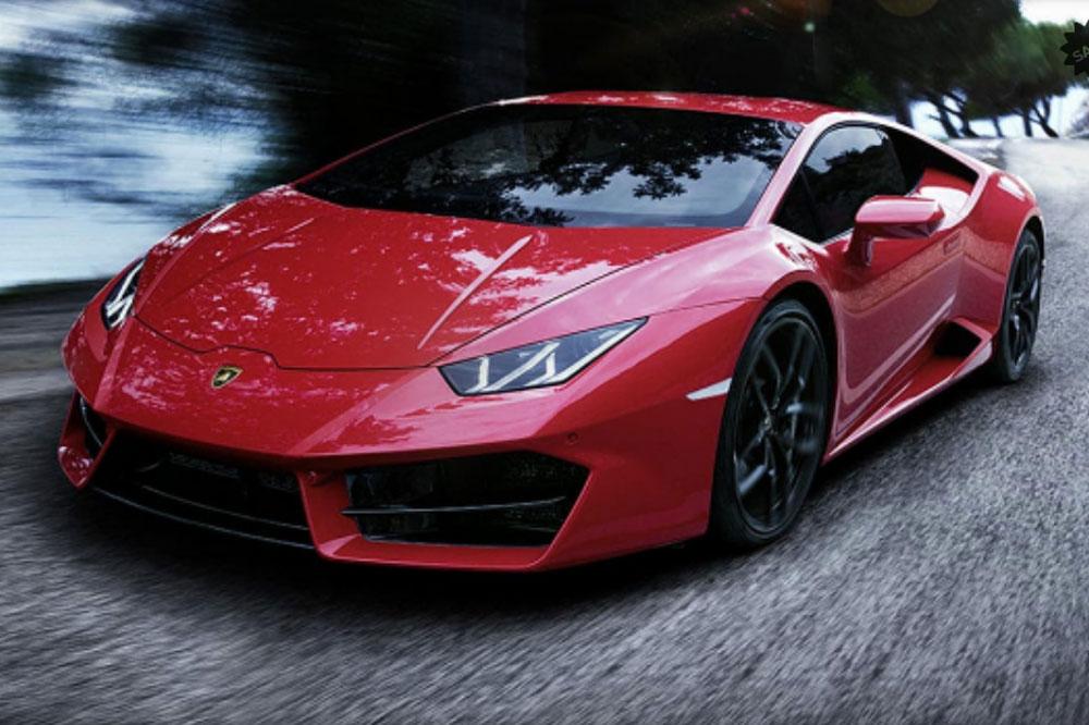 Lamborghini Huracan - Petrol Aspirated 5.2L
