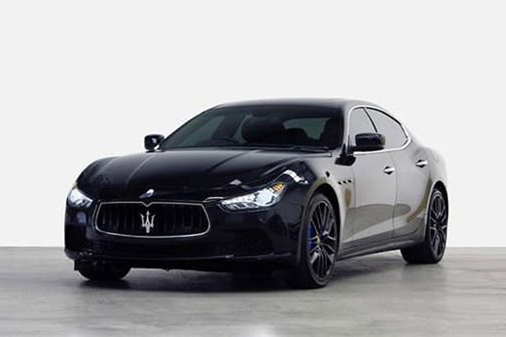 Maserati Ghibli - Prestige Car Rentals
