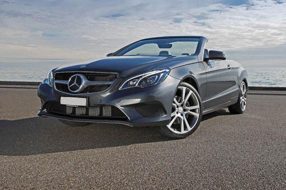 Mercedes E200 - Prestige Car Rentals