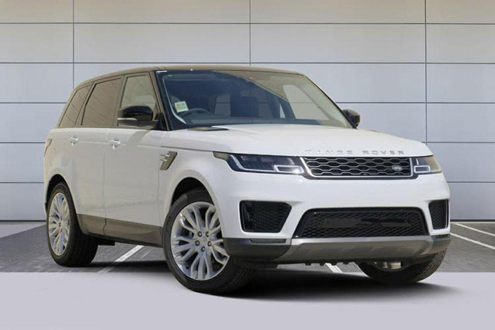Range Rover Sport - Twin Turbo Intercooled 3.0L