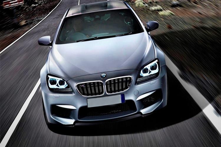 BMW M6 - Prestige Car Rentals