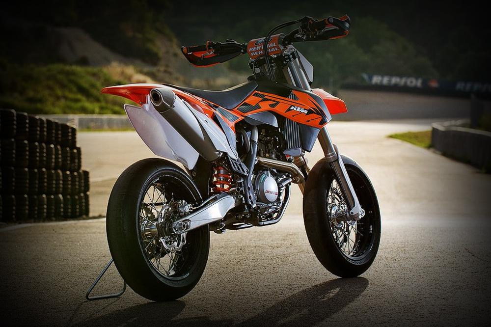 KTM 500 Motard