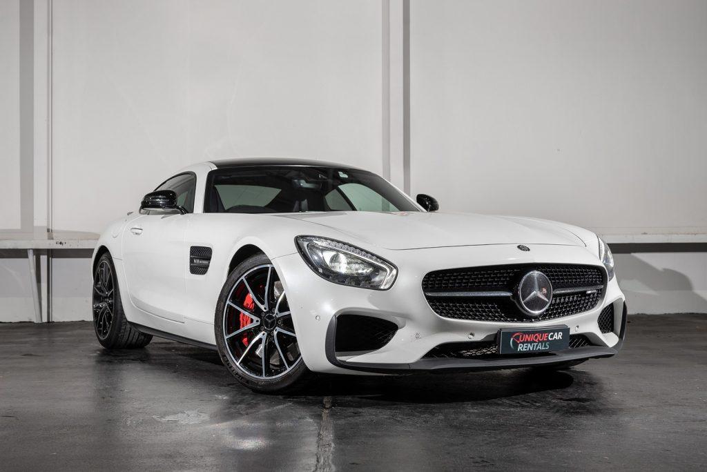 Mercedes AMG GTS</br>4.0L V8