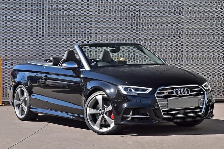 Audi S3 8V </br> 2.0L Turbo Intercooled V4