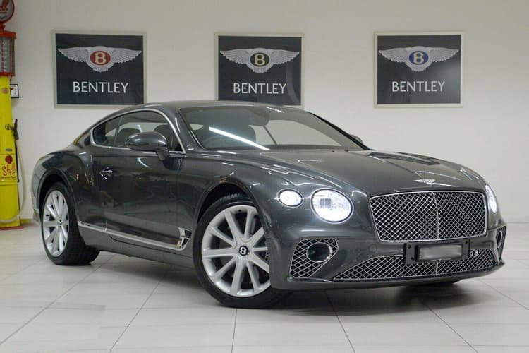 Bentley Continental GT</br> 6.0LTwin Turbo Intercooled V8