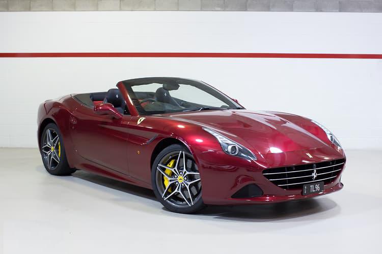 Ferrari California </br> 3.9LTwin Turbo Intercooled V8