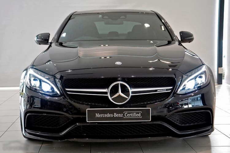Mercedes Benz C63 s AMG</br>4.0L Turbo Petrol V8