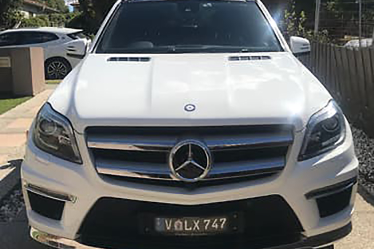 Mercedes Benz GL 350</br>3.0L Turbo V6