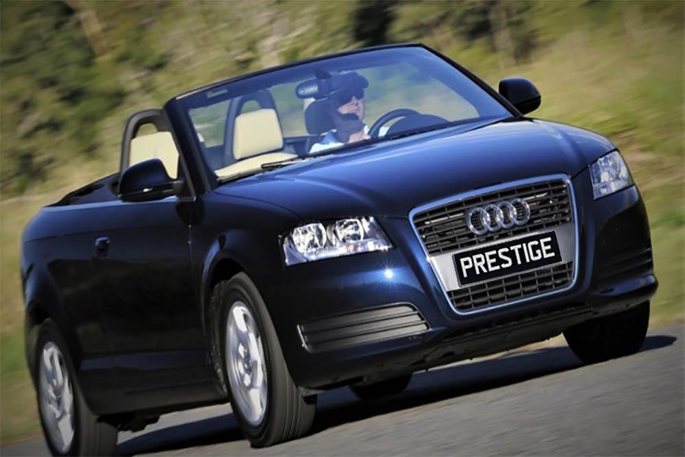 Audi A3 8P </br> 1.8L turbo charging V4