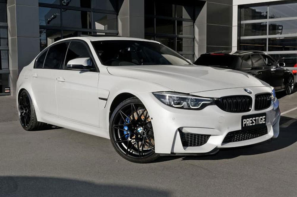 BMW M3 Competition Pack</br>3.0L Twin Turbo Intercooled V6