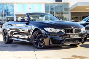 BMW M4 Cabrio <br> 3.0L Twin Tubro V6