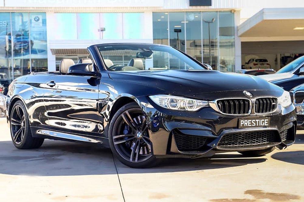 BMW M4 Cabrio <br> 3.0L Twin Turbo V6
