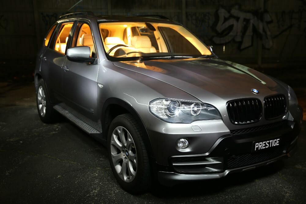 BMW X5 E70 <br> 4.8L V8