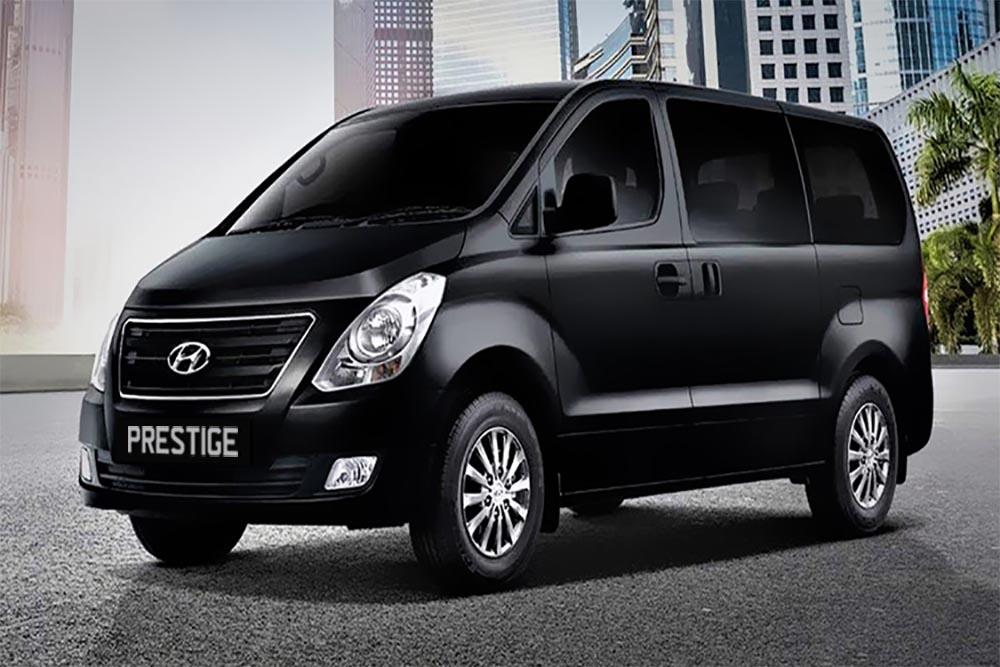Hyundai I-Max Deluxe </br> 2.4L V4