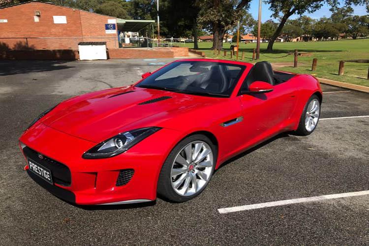 Jaguar F Type S</br>3.0L Supercharged Intercooled V6