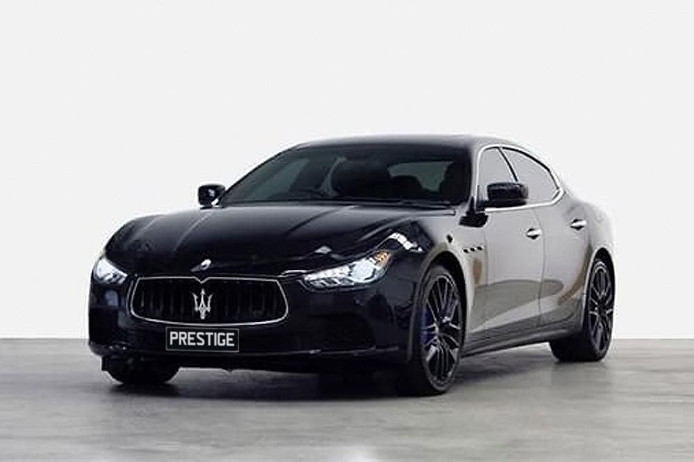 Maserati Ghibli S </br> 3.0L Twin Turbo V6
