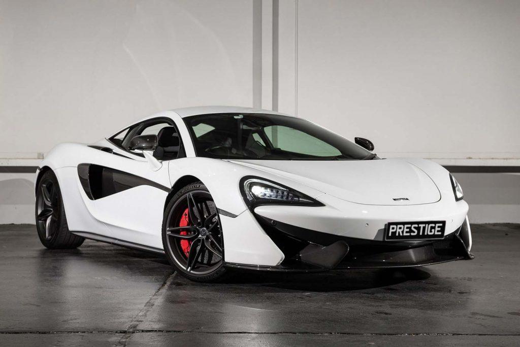 McLaren 570s </br> 3.8L V8