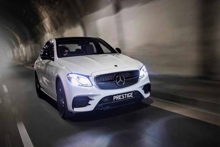 Mercedes E250 </br> 2.0L V4