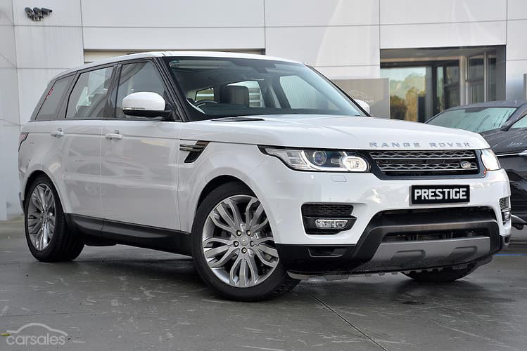 Range Rover Sport </br>3.0L Turbo Intercooled V6