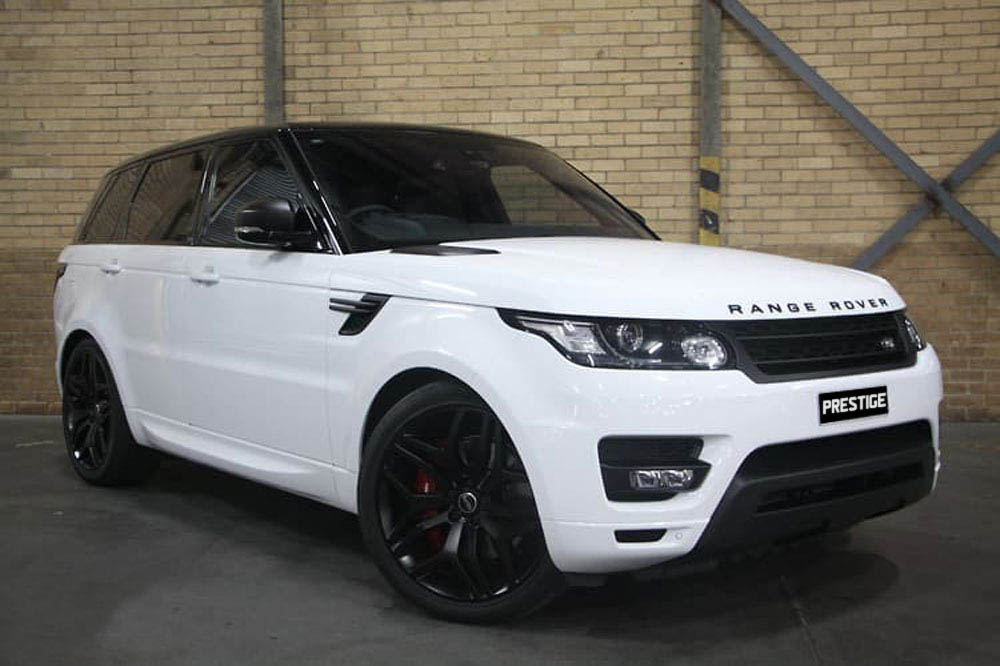 Range Rover Sports SDV6 HSE</br>3.0L Twin Turbo Intercooled V6
