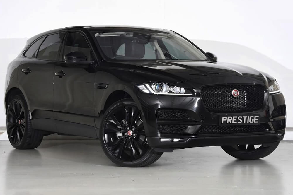 Jaguar F-Pace </br> 2.0L Turbo Charged V4