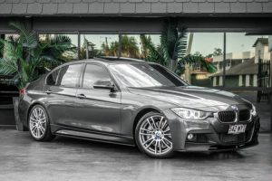 BMW 335i M Sport</br>6cyl 3.0L Turbo Petrol