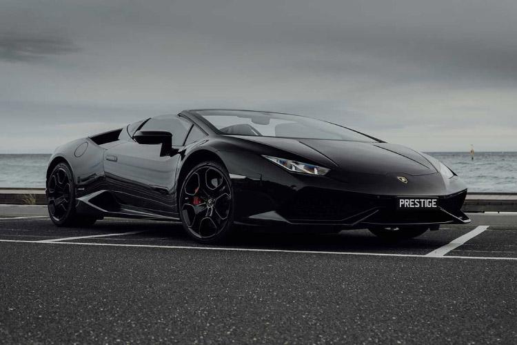 Lamborghini Spyder </br> 5.2L V10