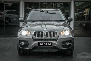 BMW X6 E71 4.4L Twin Turbo Intercooled V8