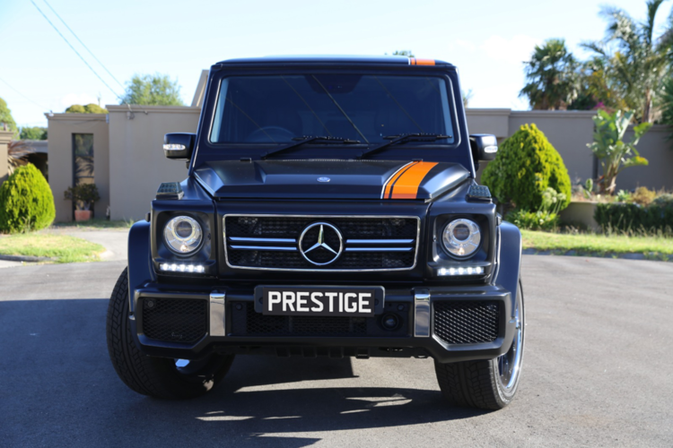 Mercedes G Wagon <br> 3.0L Twin Turbo V6